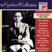 The Copland Collection: Early Orchestral Works  (CD #1: 1923 - 1928 & CD #2: 1929 - 1935) von Various Artists