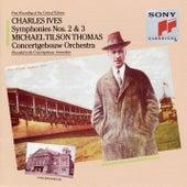 Ives: Symphonies Nos. 2 & 3 von Michael Tilson Thomas