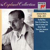 Copland:  Orchestral Works (1948 - 1971) by Various Artists