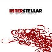 VSQ Performs Interpol:Interstellar de Vitamin String Quartet
