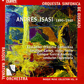 Basque Music Collection, Vol. IV: Andres Isasi de Jonathan Carney