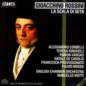 Gioacchino Rossini: La Scala Di Seta by Alessandro Corbelli