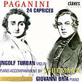 Niccolò Paganini: 24 Caprices, Op. 1 by Giovanni Bria