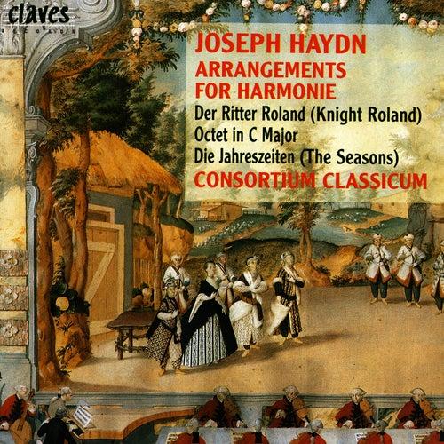 Joseph Haydn: Arrangements For Harmonie by Franz Joseph Haydn