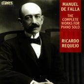 Manuel De Falla: The Complete Works For Solo Piano by Manuel de Falla