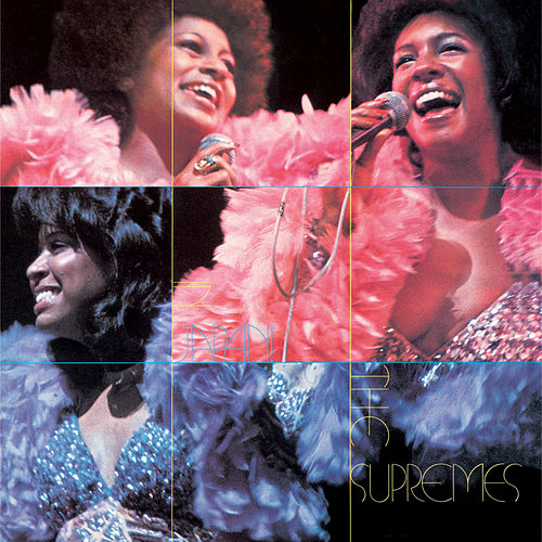 In Japan! by The Supremes