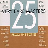 25 Very Rare Masters From The Sixties by Various Artists