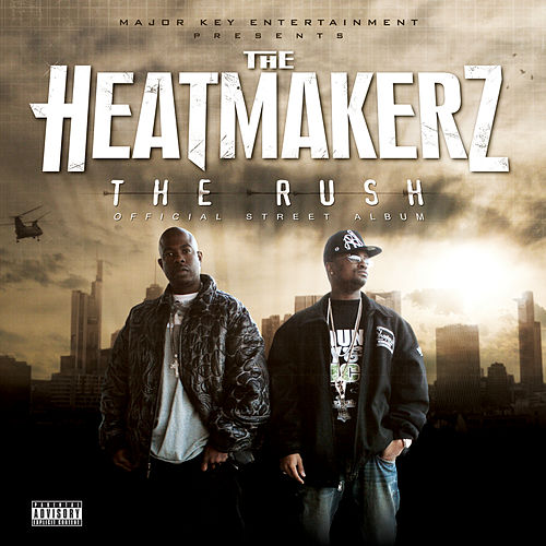 The Rush (The Official Street Album W/ Bonus Track) by Various Artists