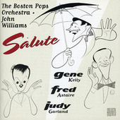 Boston Pops Salutes Astaire, Kelly, Garland de Boston Pops
