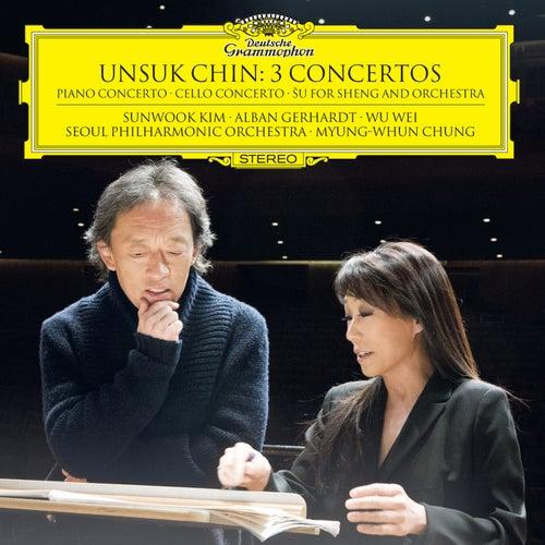 Unsuk Chin: 3 Concertos by Unsuk Chin