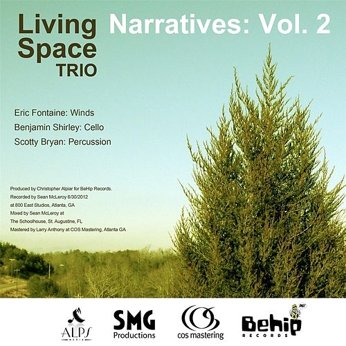 Narratives: Vol. 2 by Living Space Trio
