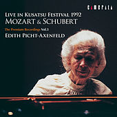 Live in Kusatsu Festival 1992 - The Premium Recording Vol.3 de Edith Picht-Axenfeld