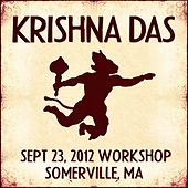 Live Workshop in Somerville, MA - 09/23/2012 by Krishna Das