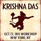 Live Workshop in New York, NY - 10/27/2013 de Krishna Das