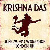Live Workshop in London, GB - 06/29/2013 by Krishna Das