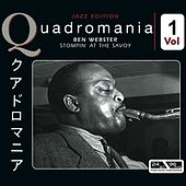 Stompin' At the Savoy, Vol. 1 von Ben Webster
