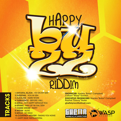 Happy Buzz Riddim by Various Artists