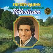 Singt die schönsten deutschen Volkslieder von Freddy Quinn