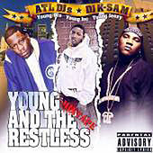 Young And The Restless Mixtape de Various Artists