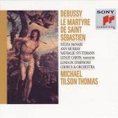 Debussy:  Le Martyre de Saint Sebastien von Michael Tilson Thomas