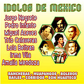 Ídolos de México Vol. 1 by Various Artists
