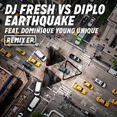 Earthquake (Remix EP) von DJ Fresh
