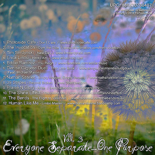 Everyone Separate... One Purpose Vol 3 by Various Artists