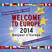 Welcome to Europe 2014 de Various Artists