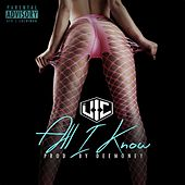 All I Know - Single by V.I.C.