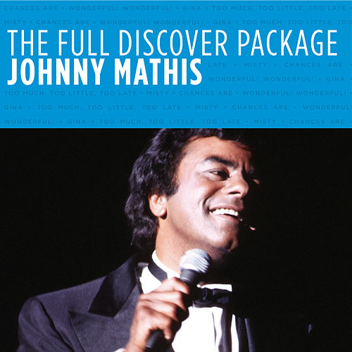 The Full Discover Package by Johnny Mathis