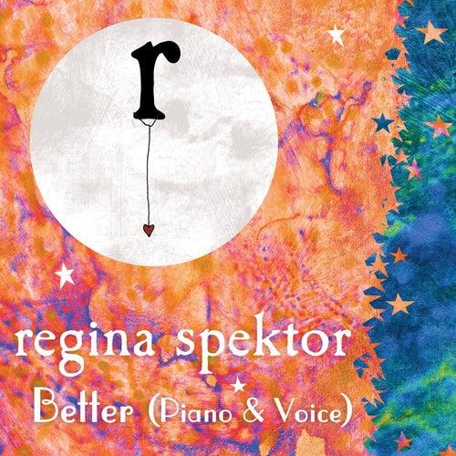 Better by Regina Spektor