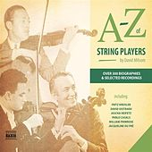 A to Z of String Players de Various Artists