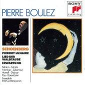 Schoenberg:  Erwartung, Pierrot Lunaire, Lied der Waldtaube from by Various Artists
