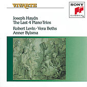 Haydn: The Last 4 Piano Trios by Anner Bylsma