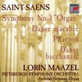Saint-Saëns: Symphony No. 3 in C minor; Phaéton; Danse macabre; Danse bacchanale by Various Artists