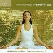 Inner Peace Meditation - Meditation Room by Simonette Vaja