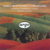 Songs from America's Heartland by The Mormon Tabernacle Choir