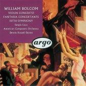 Bolcom: Violin Concerto; Symphony No.5; Fantasia Concertante by Various Artists