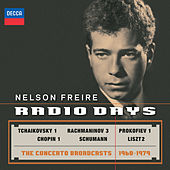 Nelson Freire Radio Days - The Concerto Broadcasts 1968-1979 von Nelson Freire