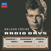 Nelson Freire Radio Days - The Concerto Broadcasts 1968-1979 de Nelson Freire