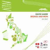 David Sawer: Bronze and Iron (New Music Biennial) [Live] by Onyx Brass