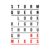 Look Right Through - Remixes de Storm Queen