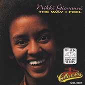 The Way I Feel by Nikki Giovanni