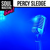 Soul Masters: Percy Sledge (Live) by Percy Sledge