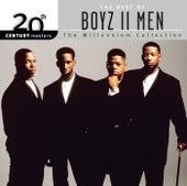 The Best Of Boyz II Men 20th Century Masters The Millennium Collection by Boyz II Men