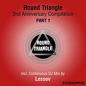 Round Triangle 2nd Anniversary Compilation, Pt. 1 by Various Artists