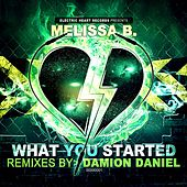 What You Started (Remixes) by Melissa B