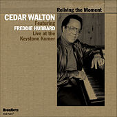 Reliving the Moment de Cedar Walton