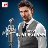 Du bist die Welt für mich by Jonas Kaufmann