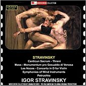 Stravinsky: Collection of Works de Various Artists